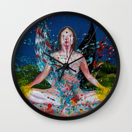 Karma Kill'r Remix Wall Clock