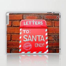 Magical Letters To Santa Laptop & iPad Skin