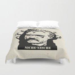 NICHE-TZSCHE Duvet Cover