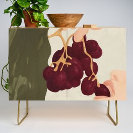 Hold me in the Present Credenza