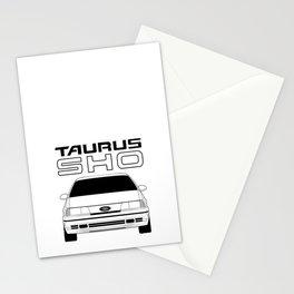 GEN1 SHO Inverted Monochrome Stationery Cards