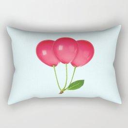 CHERRY BALLOONS Rectangular Pillow