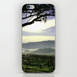 Barossa Sunrise Landscape iPhone Skin