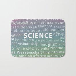 Languages I: Science Bath Mat