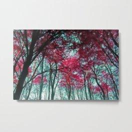 Autumn Dream Metal Print
