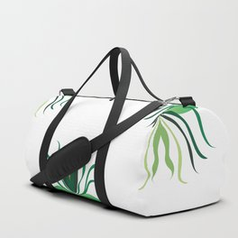 Delicate Flowers Duffle Bag