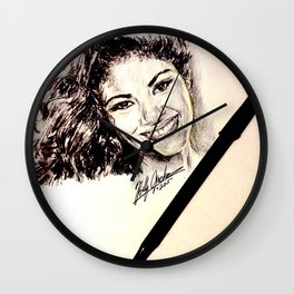 MEXICAN SINGER Wall Clock