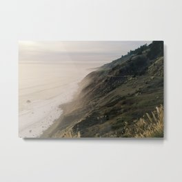 Sonoma at Sunset Metal Print