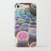 makeup iPhone & iPod Cases featuring makeup by Aliina Ross
