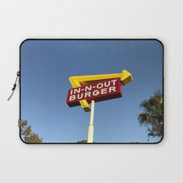 Retro burger Laptop Sleeve