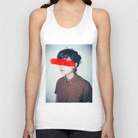 anonymous Tank Tops featuring Anonymous. by James Drysdale Photography