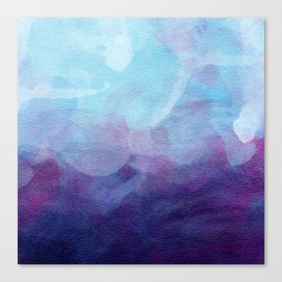 Aquarelle Canvas Print