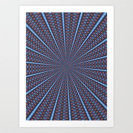 spins Art Print