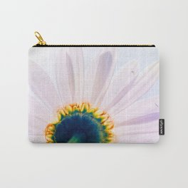 Blooming Daisy Carry-All Pouch