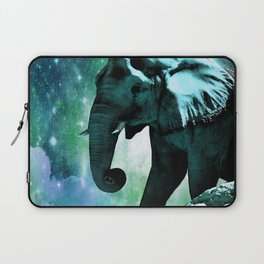 Galaxy Elephant of the Planet Pachyderm Laptop Sleeve