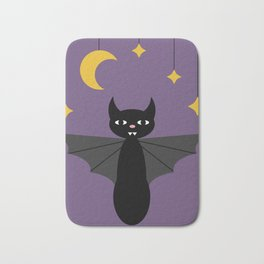 Batty Bath Mat