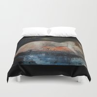 imagerybydianna Duvet Covers featuring something about algebra, key and center by Imagery by dianna
