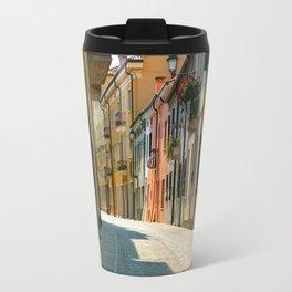 Houses Travel Mug