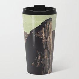 Auyuittuq National Park Travel Mug