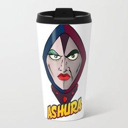 Baron Ashura (Ashler) Mazinger Travel Mug