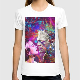 Frankenstein`s Bride T-shirt