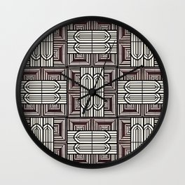 Three Directions; One Path Wall Clock