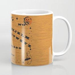 Vintage Talking Board Coffee Mug
