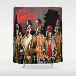 The Warriors Shower Curtain