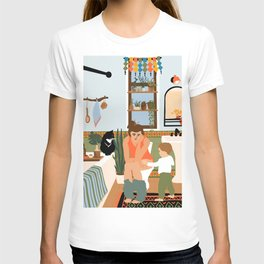 Personal boundaries T-shirt