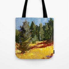 Out of the Meadow Tote Bag