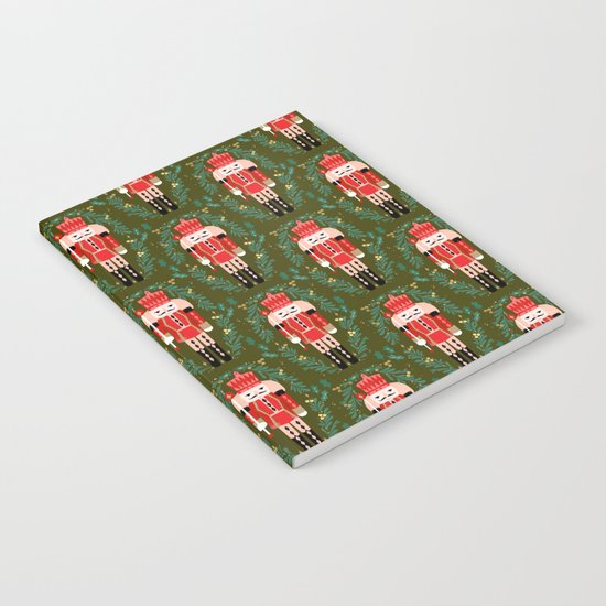 Nutcracker by Andrea Lauren  Notebook