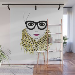 Alicia Frank Custom Wall Mural