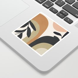 Abstract Art 56 Sticker