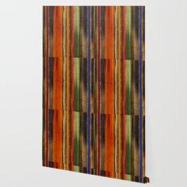 Boho Stripes Wallpaper