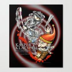 Kasperklatsche Canvas Print