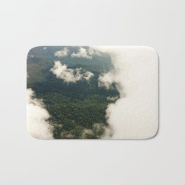 the rainforest  Bath Mat