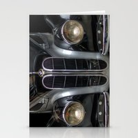 bmw Stationery Cards featuring Old BMW by Cozmic Photos