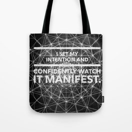 Intentions Set2 Tote Bag