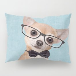 Mr. Chihuahua Pillow Sham