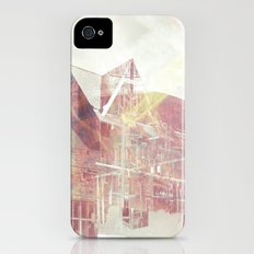 one way iPhone (4, 4s) Slim Case
