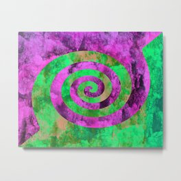 Could Spirals   Metal Print