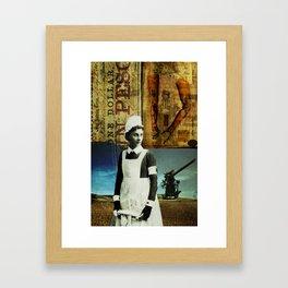 Bag of Pie Framed Art Print