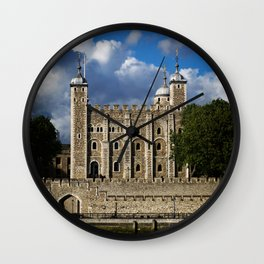 Tower of London Wall Clock