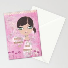 Always remember to love yourself Stationery Cards