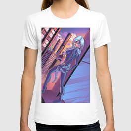 City Of Thieves - Blackcat T-shirt