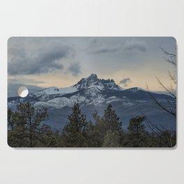 Good Night Mountain Cutting Board