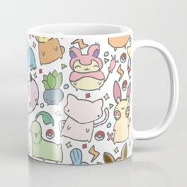 Kawaii Pokémon Coffee Mug