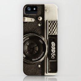 FED 5 | Vintage Camera iPhone Case