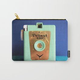 Minty Camera Carry-All Pouch