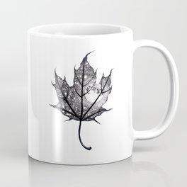 The falling leaf Coffee Mug